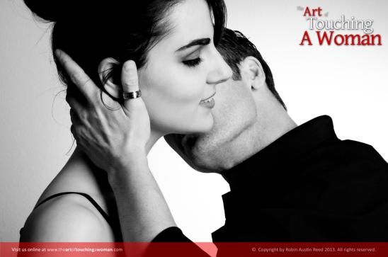 Art of Touching A Woman - Cheek kiss
